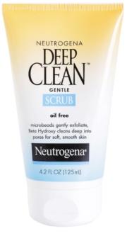 Neutrogena Deep Clean peeling fata