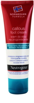 Neutrogena Norwegian Formula® Intense Repair creme de pés anticalo