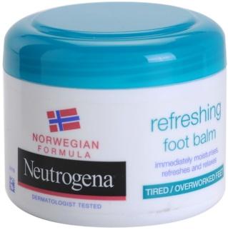 Neutrogena Foot Care osvěžující balzám na nohy