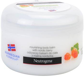 Neutrogena Norwegian Formula® Nordic Berry balsamo nutriente corpo per pelli secche