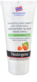 Neutrogena Norwegian Formula® Nordic Berry crème nourrissante mains