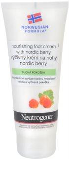 Neutrogena Norwegian Formula® Nordic Berry crema nutritiva para pies