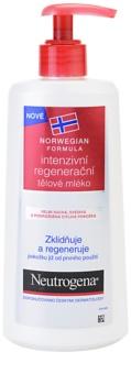 Neutrogena Norwegian Formula® Intense Repair latte rigenerante intenso corpo per pelli secche e sensibili