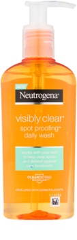 Neutrogena Visibly Clear Spot Proofing Gel Facial Cleanser