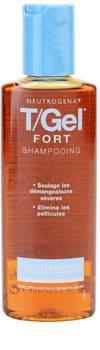 Neutrogena T/Gel Forte sampon anti-matreata pentru un scalp uscat, atenueaza senzatia de mancarime