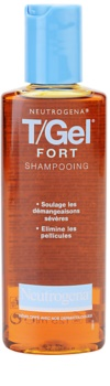 Neutrogena T/Gel Forte σαμπουάν κατά της πιτυρίδας για ξηρό και κνησμώδες δέρμα της κεφαλής