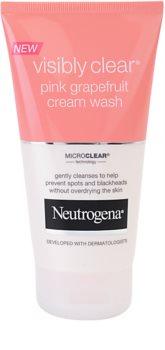 Neutrogena Visibly Clear Pink Grapefruit émulsion crème nettoyante