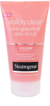 Neutrogena Visibly Clear Pink Grapefruit exfoliante