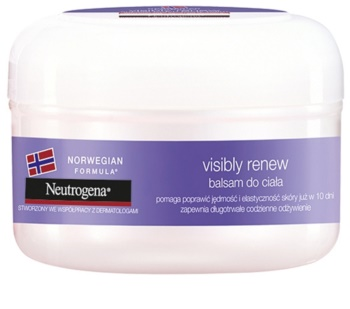 Neutrogena Norwegian Formula® Visibly Renew balsamo