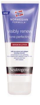 Neutrogena Norwegian Formula® Visibly Renew sérum corporal aperfeiçoador