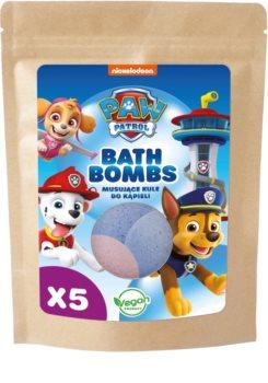 Nickelodeon Paw Patrol Bath Bomb fürdőgolyó mix