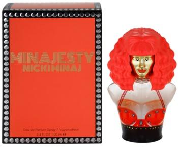 Nicki Minaj Minajesty Eau de Parfum para mulheres 100 ml