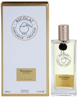 Nicolai Patchouli Intense Eau de Parfum unissexo 100 ml
