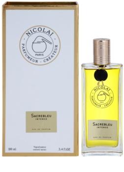Nicolai Sacrebleu Intense Eau de Parfum para mulheres 100 ml