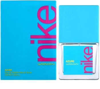 Nike Azure Woman eau de toilette para mulheres 30 ml