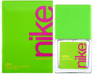 Nike Green Woman eau de toilette para mujer 30 ml