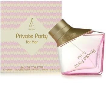 Nikki Beach Private Party for Her eau de toilette para mulheres 100 ml