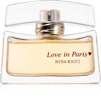 Nina Ricci Love in Paris Eau deParfum para mulheres