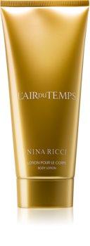 Nina Ricci L'Air du Temps Bodylotion für Damen