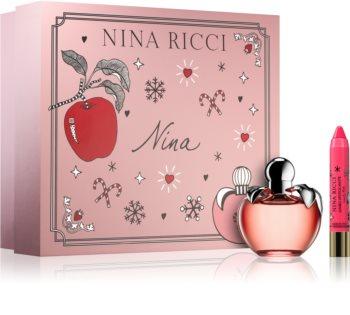 Nina Ricci Nina set cadou XI. pentru femei