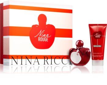 Nina Ricci Nina Rouge Presentförpackning I. för Kvinnor