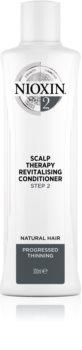 Nioxin System 2 Scalp Therapy Revitalising Conditioner revitalisierender Conditioner für schütteres Haar