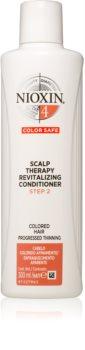 Nioxin System 4 Color Safe Scalp Therapy Revitalizing Conditioner дълбоко подхранващ балсам за боядисана и увредена коса