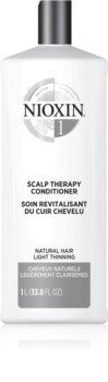 Nioxin System 1 Scalp Therapy Revitalising Conditioner hloubkově vyživující kondicionér pro řídnoucí vlasy