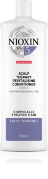 Nioxin System 5 Color Safe Scalp Therapy Revitalising Conditioner Conditioner For Chemically Treated Hair