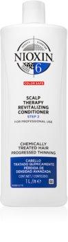Nioxin System 6 Color Safe Scalp Therapy Revitalising Conditioner Elvyttävä Hoitoaine Hiuksille Kemiallisen Käsittelyn Jälkeen