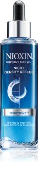 Nioxin Intensive Therapy Night Density Rescue trattamento notte per capelli che si diradano