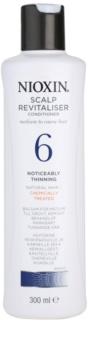 Nioxin System 6 acondicionador ligero para una pérdida marcada de la densidad del cabello normal-grueso, virgen o químicamente tratado