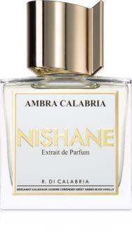 Nishane Ambra Calabria perfume extract Unisex