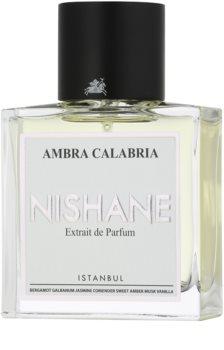 Nishane Ambra Calabria Hajuveden Uute Unisex