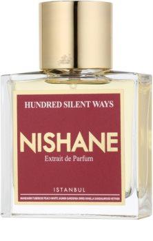 Nishane Hundred Silent Ways extrato de perfume unissexo 50 ml