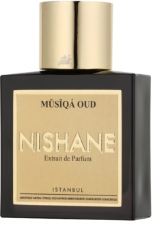 Nishane Musiqa Oud extrato de perfume unissexo