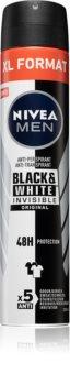 Nivea Men Black & White Invisible Original антиперспирант-спрей за мъже
