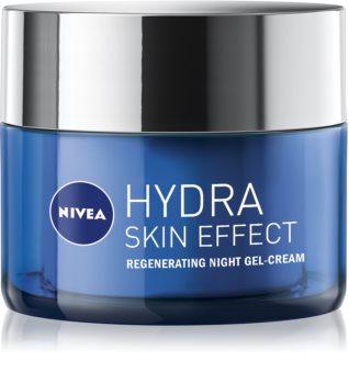 Nivea Hydra Skin Effect Hydro - Gel Cream Night