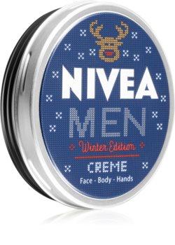 Nivea Men Winter Collection универсален крем за лице, ръце и тяло