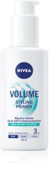 Nivea Styling Primer Volume Geeliemulsio Maksimaaliseen Voimakkuuteen