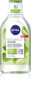 Nivea Naturally Good Micellar Water With Aloe Vera