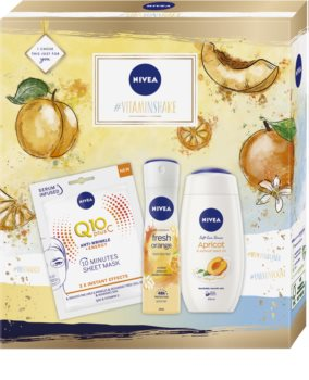 Nivea #Vitaminshake подаръчен комплект (за жени )