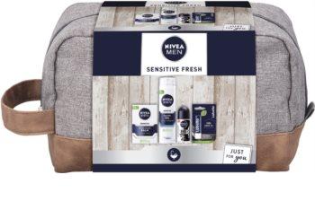 Nivea Men Sensitive Fresh подаръчен комплект (за мъже)