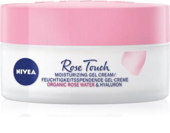 Nivea Rose Touch хидратиращ гел-крем