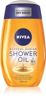 Nivea Natural Oil Bruseolie Til tør hud