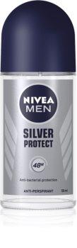 Nivea Men Silver Protect рол- он против изпотяване за мъже