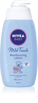 Nivea Baby feuchtigkeitsspendende Body lotion