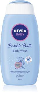 Nivea Baby bain moussant crème