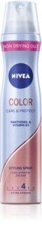 Nivea Color Protect Lack für eine schimmernde Haarfarbe