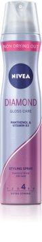 Nivea Diamond Gloss лак за коса